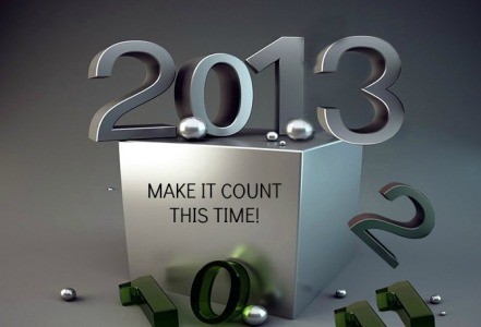 2013 MAKE IT COUNT