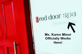 RED DOOR SPA2013