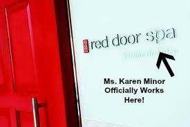 RED DOOR SPA2013