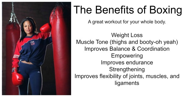 Boxing Benefits 201333