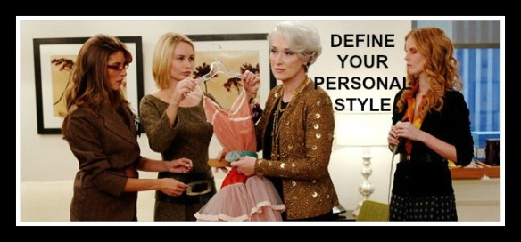 Define your personal style2013