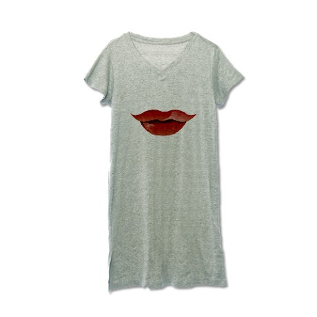 Lipstick Night Shirt