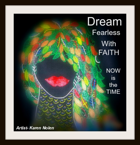 Dream Fearless with Faith