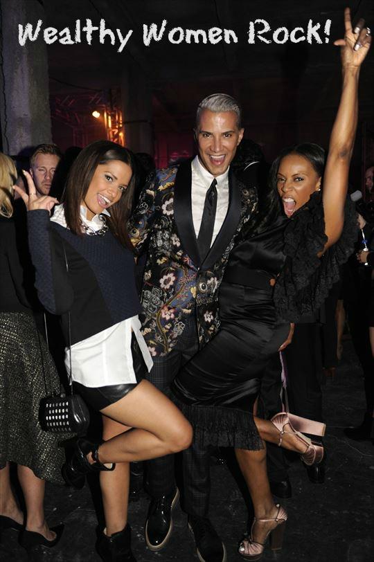 wealthy women rocker2014